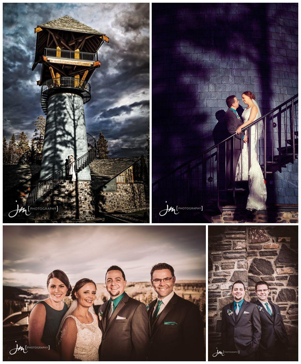 Studio Lighting Calgary: Fraser Wedding > Calgary Wedding Photographers