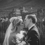 Jubb-Gartner Same Day Slideshow of their Banff Wedding at the Rimrock Hotel
