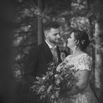 Mickle Same Day Slideshow of their Mountain Wedding at the Canmore Ranch